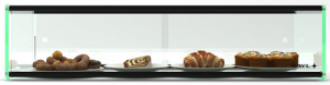 Anvil SAYL 920mm Counter Top single tier Ambient Display