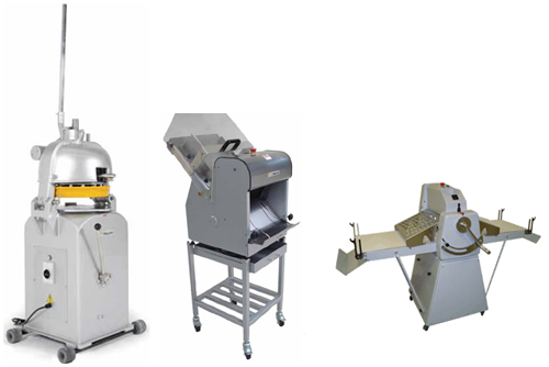 Bakery Machines & Equipments