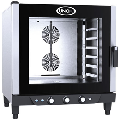Unox Bakerlux 6 Tray Manual Control Electric Combi Oven