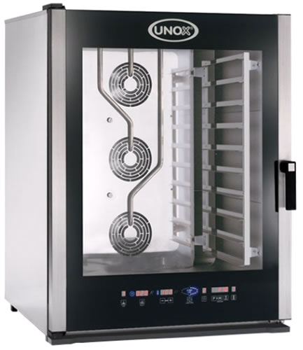 Bakery Convection Ovens With Steam