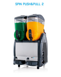 GBG Spin granita Machine 2 x 12lt Bowl