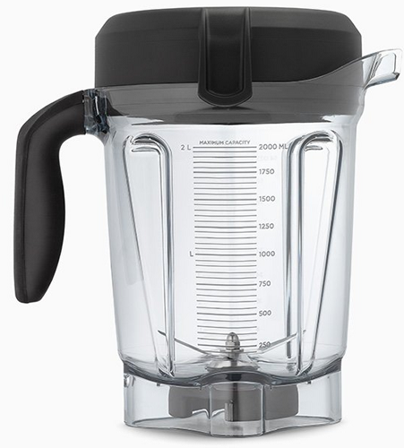Vitamix 5.6Ltr Advance container, Plug, blade & Lid for XL Machine VM10203