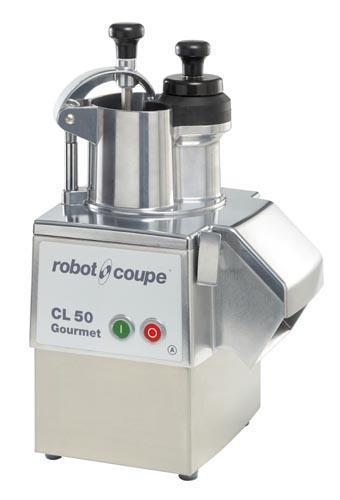 Robot Coupe CL50 Gourmet Counter Top Vegetable Preparation Machine