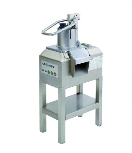 Robot Coupe CL60 Continuous Feed On Stand