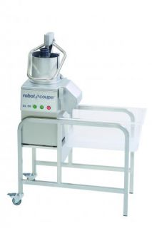 Robot Coupe CL55 Continuous Vegetable Prep machine On Stand