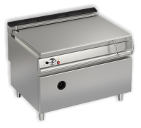 Baron 900 Series 120 Ltr Electric Bratt Pan - Electric Tilt