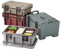 CAMBRO TOP LOADING PAN CARRIERS