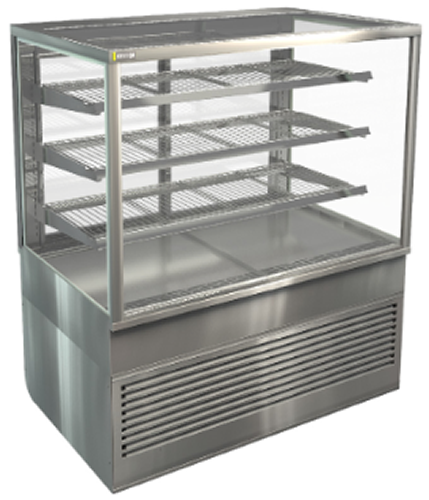 Cossiga Square Tower 1200mm Refrigerated Display