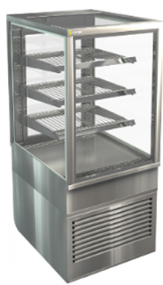 Cossiga Square Tower 600mm Refrigerated Display