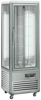 Tecfrigo Snelle 350R Vertical Cake & Sandwich Glass Display