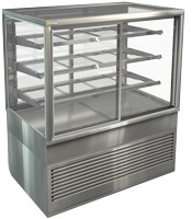 Cossiga Tower Self Serve 1200mm Refrigerated Square Display