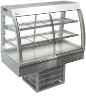 Cossiga 900mm Wide Self Serve Counter Top Refrigerated Display