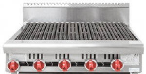 American Range 1219mm Wide Chargrill