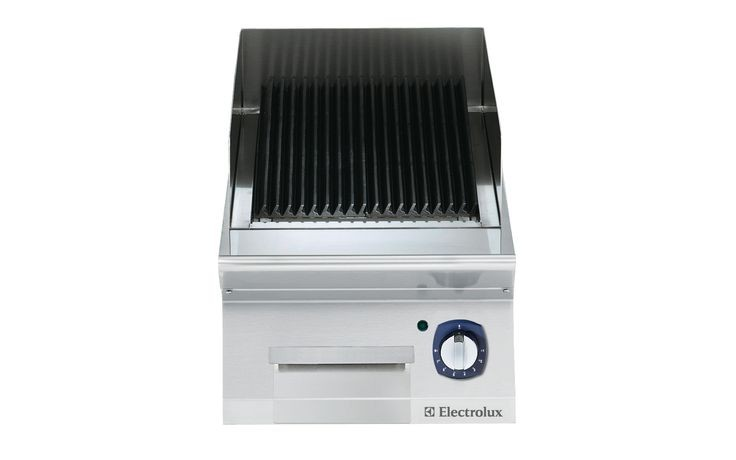 Electrolux 700XP 400mm wide Electric Countertop Chargrill