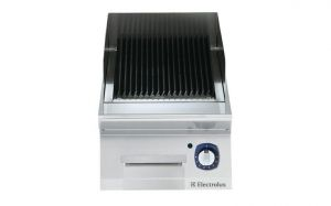 Electrolux 700XP 400mm wide Electric Chargrill Countertop
