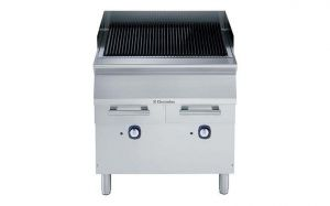 Electrolux 700XP 800mm wide Electric Chargrill