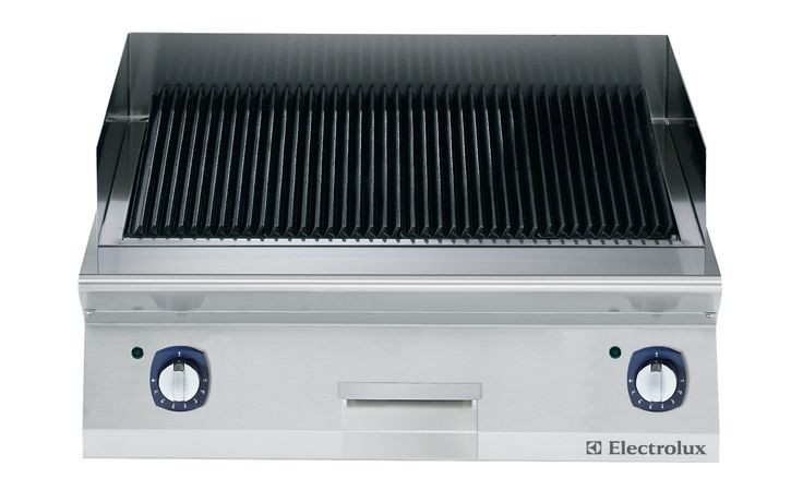 Electrolux 700XP 800mm wide Electric Countertop Chargrill