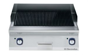 Electrolux 700XP 800mm wide Electric Chargrill Countertop
