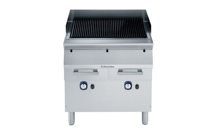 Electrolux 900XP 800mm wide Gas Chargrill