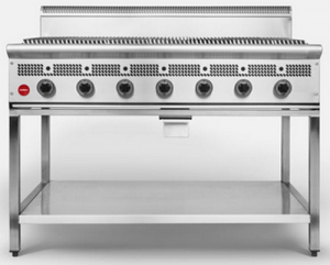 Cookon Heavy Duty gas Chargrill 1270mm