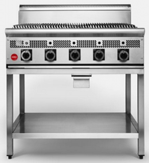 Cookon High Performance gas Chargrill 900mm