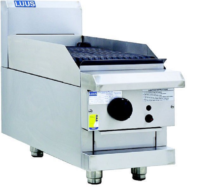 LUUS 300MM WIDE BBQ & SHELF