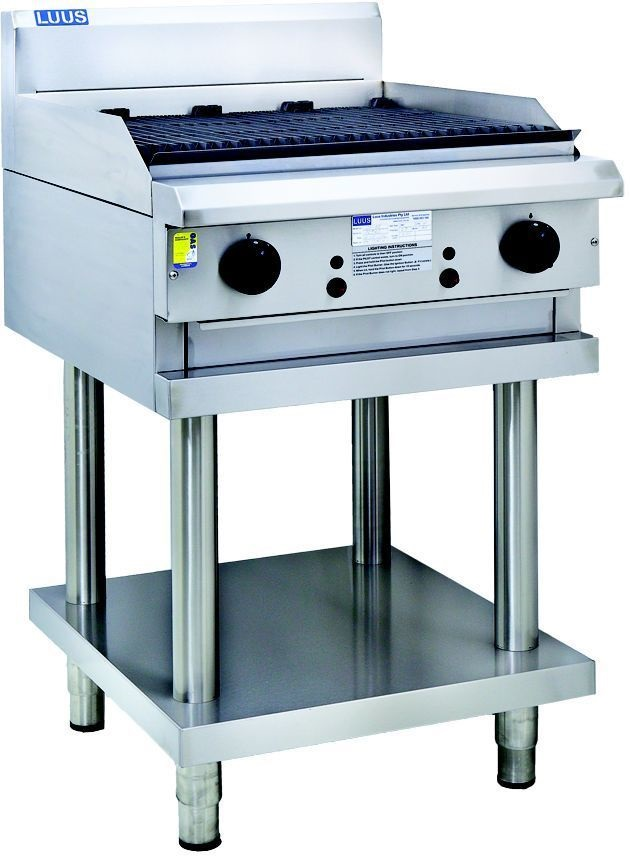 LUUS 600MM WIDE BBQ & SHELF