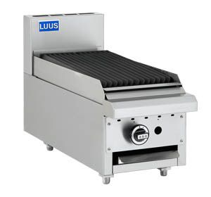 LUUS BENCHTOP BBQ 300MM WIDE