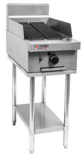 Trueheat RC Series Infrared Gas Barbecue 400mm Wide on Stand