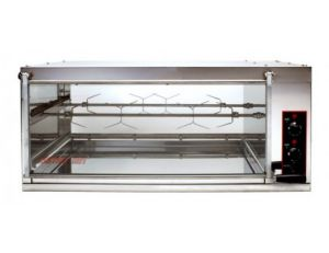 Semak M8 Manual Electric Rotisserie