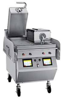 Taylor electric High Speed two Platen double cooking zone Clamshelll Grill