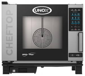 Unox ChefTop Plus Electric Combi Oven 5 GN 1/1