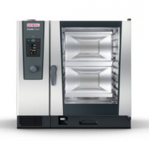 Rational iCombi Classic 10 x 2/1 GN Tray Gas Combi Oven
