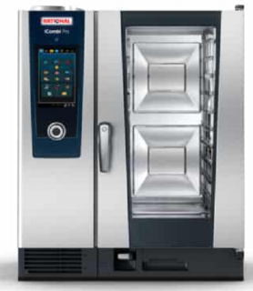 Rational iCombi Pro 10 x 2/1 GN Tray Gas Combi Oven
