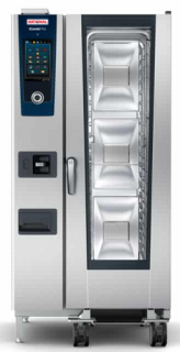 Rational iCombi Pro 20 x 1/1 GN Tray Gas Combi Oven