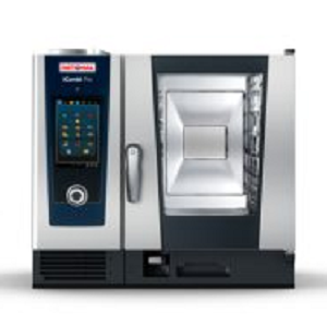 Rational iCombi Pro 6 x 2/1 GN Tray Gas Combi Oven