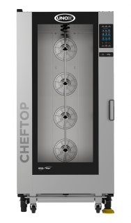 Unox ChefTop Plus Electric Combi Oven 20 GN 1/1