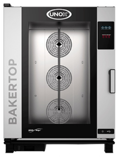 Unox Bakertop XEBC-10EU-E1R Mind Maps Electric Combi Oven One