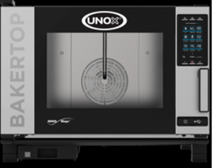 Unox Bakertop XEBC-04EU-E1R Mind Maps Electric Combi Oven One