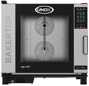 Unox Bakertop XEBC-04EU-EPR Mind Maps Electric Combi Oven Plus
