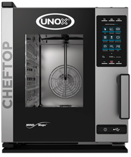 Unox ChefTop Plus Electric Combi Oven 5 GN 1/1 Compact