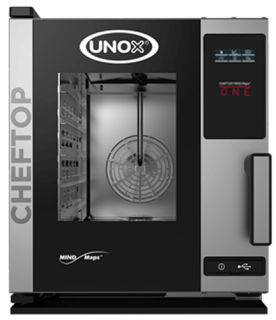Unox ChefTop One Electric Combi Oven 5 GN 2/3 Compact