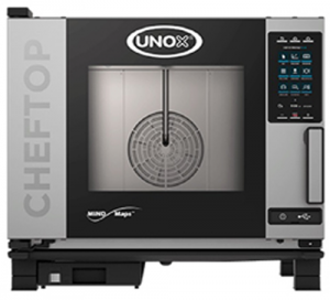 Unox ChefTop One Electric Combi Oven 5 GN 1/1