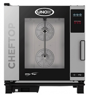 Unox ChefTop Plus Electric Combi Oven 7 GN 1/1