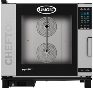 Unox ChefTop Plus Electric Combi Oven 6 GN 2/1