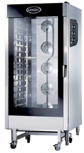 Unox Bakerlux 16 Tray Manual Control Electric Combi Oven