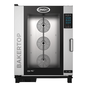 Unox Bakertop XEBC-10EU-EPR Mind Maps Electric Combi Oven Plus