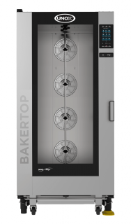 Unox Bakertop XEBC-16EU-EPR Mind Maps Electric Combi Oven Plus