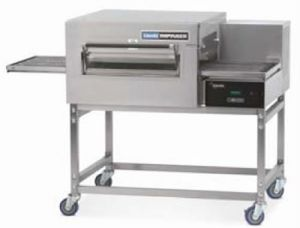 Lincoln 1154 Impinger II Fastbake Gas Full Belt single deck Pizza Conveyor Oven