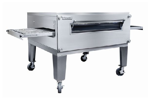 Lincoln 3270-2 Impinger Fastbake Gas full Belt Double deck Pizza Production Conveyor Oven